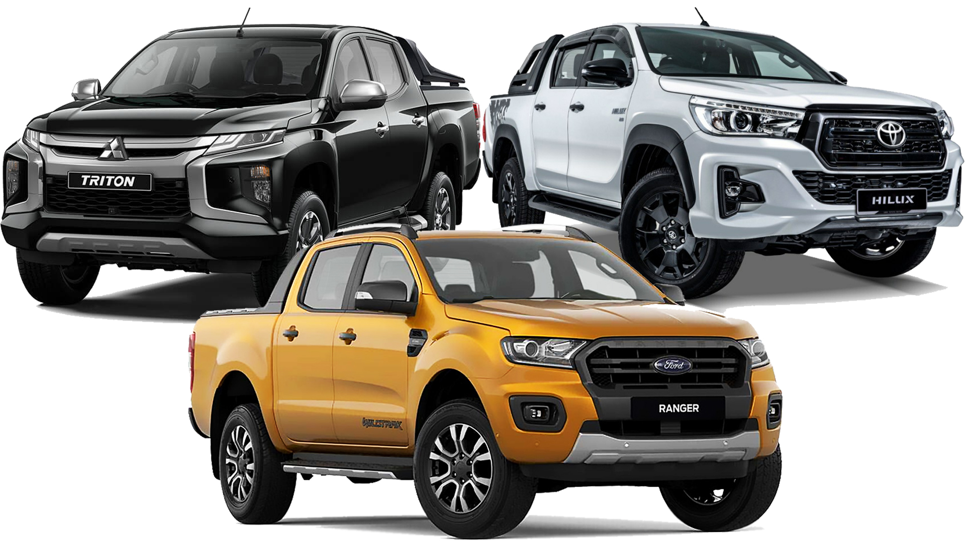 Most Popular Pickup Trucks